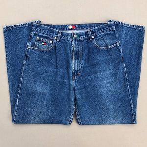 VTG Tommy Hilfiger Freedom Jeans